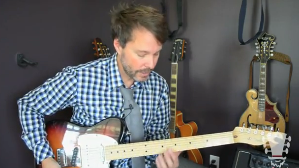 How To Play Wild Night by John Cougar Mellencamp